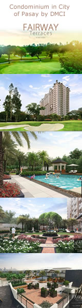 Fairway Terraces Condominiums by DMCI