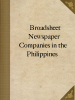 Broadsheet Newspaper Companies in the Philippines
